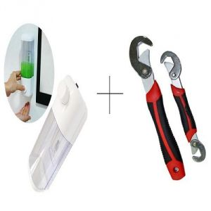 Buy Single Soap Dispenser With Free Snap N Grip Wrench Set - Sids1snp