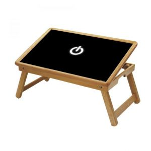 Tech Multipurpose Foldable Wooden Study Table For Kids - Study 510