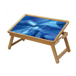 Study, Work Furniture - Multipurpose Foldable Wooden Study Table (048)