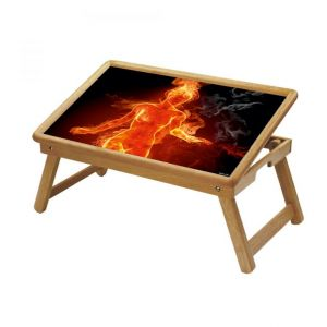 Comics & Cartoons Foldable Ooden Study Table - Study 101