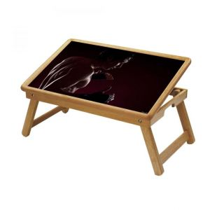 Sports Multipurpose Foldable Wooden Study Table For Kids - Study 435
