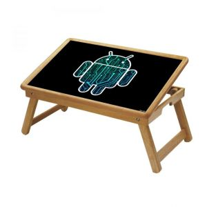 Tech Multipurpose Foldable Wooden Study Table For Kids - Study 484