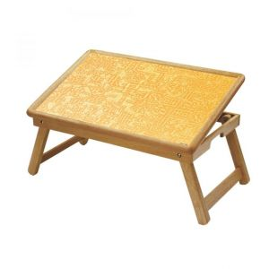 Graffiti Multipurpose Foldable Wooden Study Table For Kids - Study 493