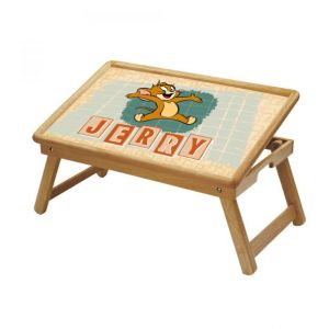 Jeery Multipurpose Foldable Wooden Study Table For Kids