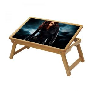 Comic & Cartoons Multipurpose Foldable Wooden Study Table For Kids - Study 513