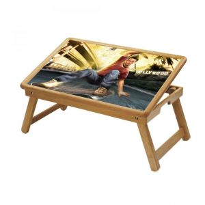 Sports Multipurpose Foldable Wooden Study Table For Kids - Study 531