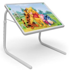 Phoo Portable Adjustable Dinner Cum Laptop Table Tray