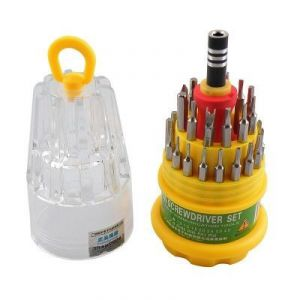 Jackly 31 In 1 Screwdriver Set Magnetic Toolkit - Tlrdjk