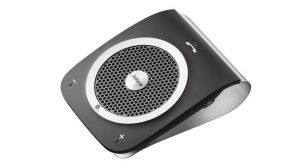 Black Jabra Tour Bluetooth Car Kit Speakerphone