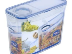 Lock&lock Slender Container With Flip Lid 2.4l