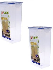 Lock&lock Classic Tall Rectangular Food Conatiner, 1.7 Litres