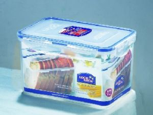 Lock&lock Classics Rectangular Bread Box, 1.9 Litres