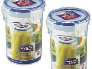 Lock&lock Classic Tall Round Food Container, 350 Ml