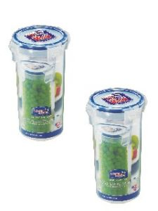 Lock&lock Classic Tall Round Food Container, 430 Ml