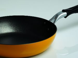 Lock&lock Fry Pan Yellow