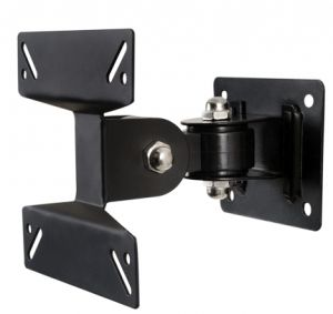 "Tv accessories - Gadget Hero's Adjustable Wall Mount Bracket Kit 14""-24"" VESA 75 & 100 Complaint."