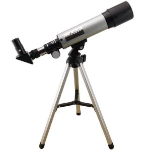 Telescopes - Gadget Hero's 18x - 90X Astronomical Land & Sky Telescope Optical Glass Metal Tube Refractor