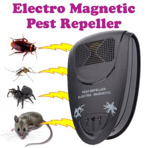 Pest control devices - Gadget Hero's Ultrasonic Electro Magnetic Pest Repellent