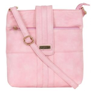 Esbeda Ladies Sling Bag Pink Color (msa01_1368)
