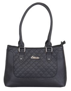 Esbeda Ladies Hand Bag Black Color (sh210716_1431)