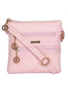 Esbeda Women's Clothing - ESBEDA ladies Sling Bag L.PINK color (MA220716_1442)