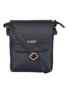 Esbeda Ladies Sling Bag Black Color (ma230716_1445)