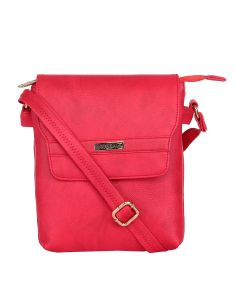 Esbeda Ladies Sling Bag Red Color (ma230716_1446)