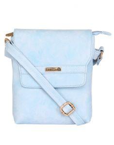 Esbeda Women's Clothing - ESBEDA ladies Sling Bag L.BLUE color (MA230716_1448)