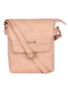 Esbeda Ladies Sling Bag Beige Color (ma230716_1449)