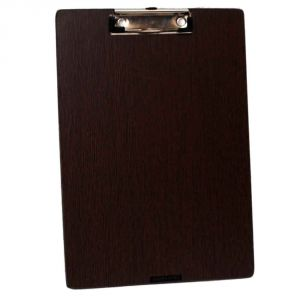 Roger & Moris Natural Clip Board (a4) (13inch X 9.25inch) Approx (pack Of 2)