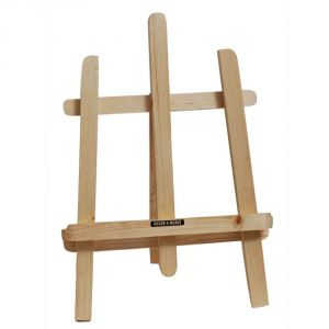 Roger & Moris White Artist Easel (15inch Height)