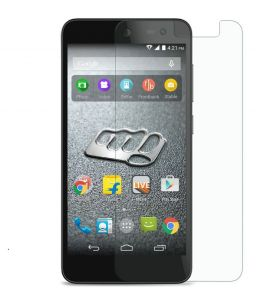 Cellphonez 0.25mm Micromax Canvas Unite Q372 Tempered Glass