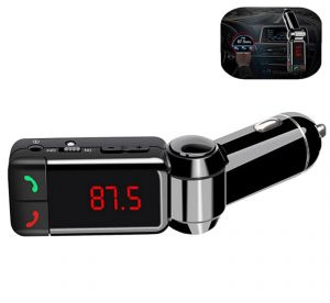 Car CD, MP3 Players - Futaba 4 In 1 Bluetooth , Car Charger , FM Transmitter, MP3 Player