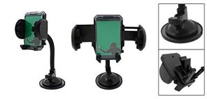 Cellphonez Universal Car Mount Cradle Mobile Holder For Smart Phones & GPS Device.