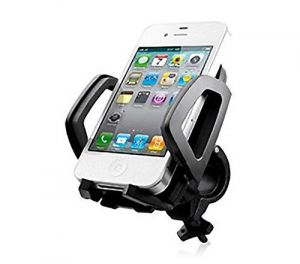 Cellphonez Bike Bicycle Mobile Phone Holder Universal Upto 5.5""