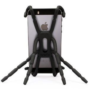 "Spider Podium Mobile Holder Stand For Mobile Phones Upto 4.8""."