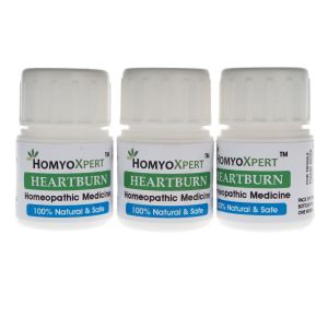 Homyoxpert Heart Burn Homeopathic Medicine For One Month