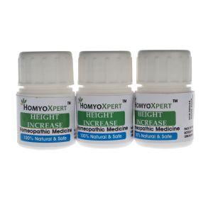 Cooking Ingredients ,Beverages ,Health Supplements  - Homyoxpert Height Increase Homeopathic Medicine For One Month