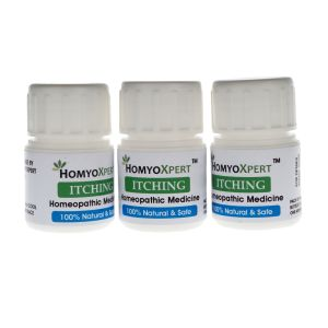Homyoxpert Itching Homeopathic Medicine For One Month