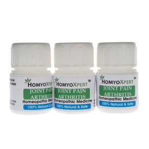 Homyoxpert Joint Pain (arthritis) Homeopathic Medicine For One Month