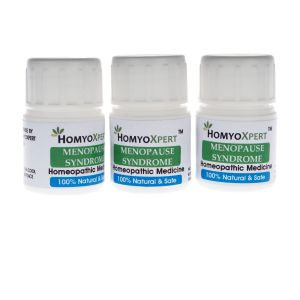 Homyoxpert Menopause Syndrome Homeopathic Medicine For One Month