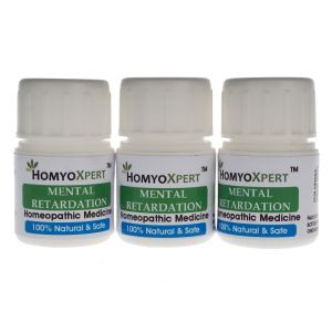 Homyoxpert Mental Retardation Homeopathic Medicine For One Month