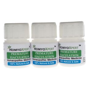 Health Supplements - Homyoxpert Premature Ejaculation Homeopathic Medicine For One Month