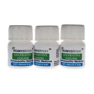 Homyoxpert Ulcerative Colotis Homeopathic Medicine For One Month
