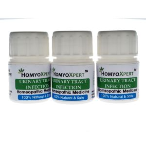 Homyoxpert Urinary Tract Infection (uti) Homeopathic Medicine For One Month