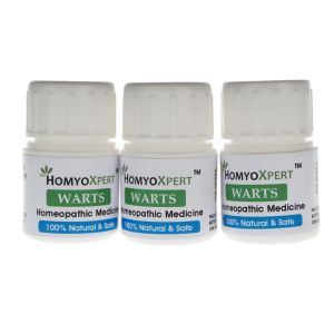 Homyoxpert Warts Homeopathic Medicine For One Month