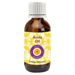 Pure Amla Oil 50ml(emblica Officinalis) 100% Natural Therapeutic Grade