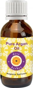 Pure Argan Oil 50ml (argania Spinosa) 100% Natural & Cold Pressed