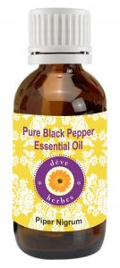 Pure Black Pepper Essential Oil Nigrum
