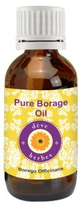 Pure Borage Oil 15ml - Borago Officinalis